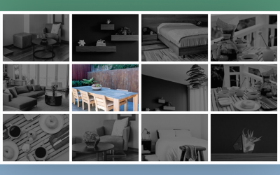 How to Create an Image Gallery that Changes from Black-and-White to Color with Divi's Gallery Module